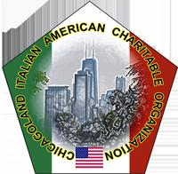 Chicagoland Italian American Charitable Organization Logo
