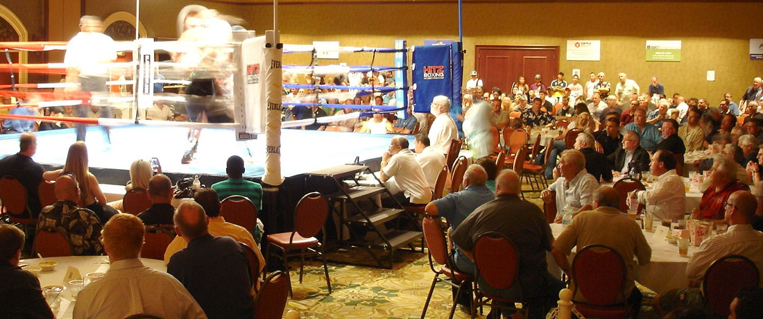 Friday Night Fights - a fundraiser benefiting the CIACO scholarship fund