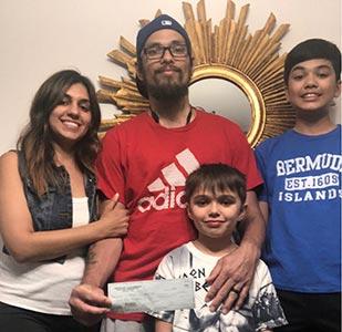 Photo of the Soeprasetyo Family