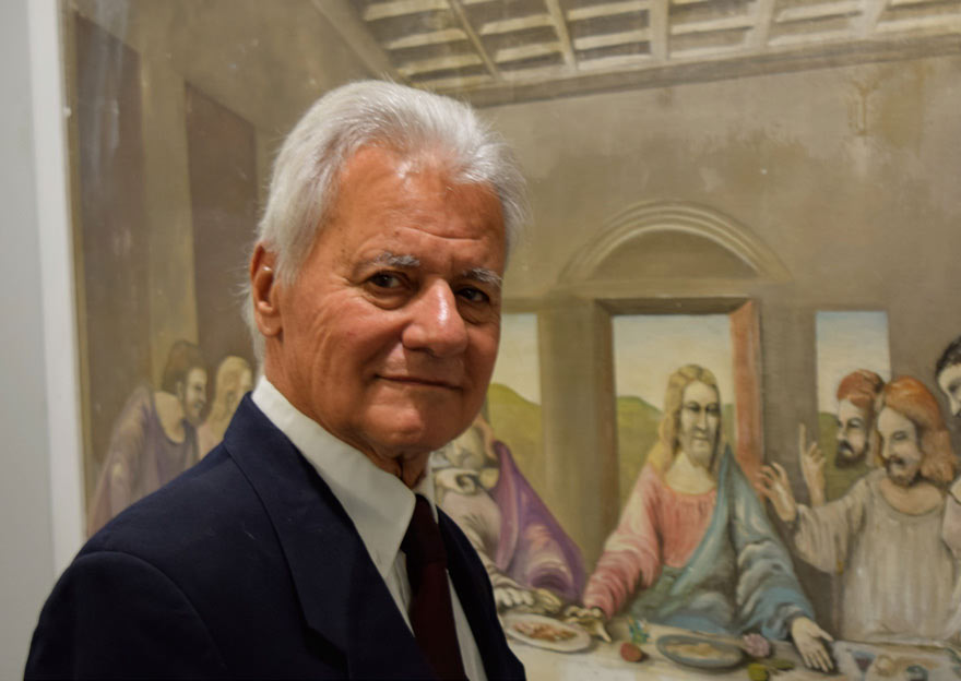 George Gatto - C.I.A.C.O. Honor and Hope Humanitarian of the Year